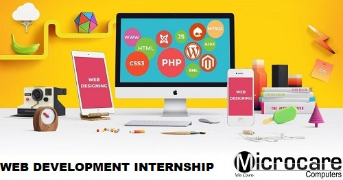Web Development Internship